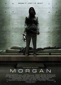 "Recenzja filmu ""Morgan"" (2016), reż. Luke Scott"