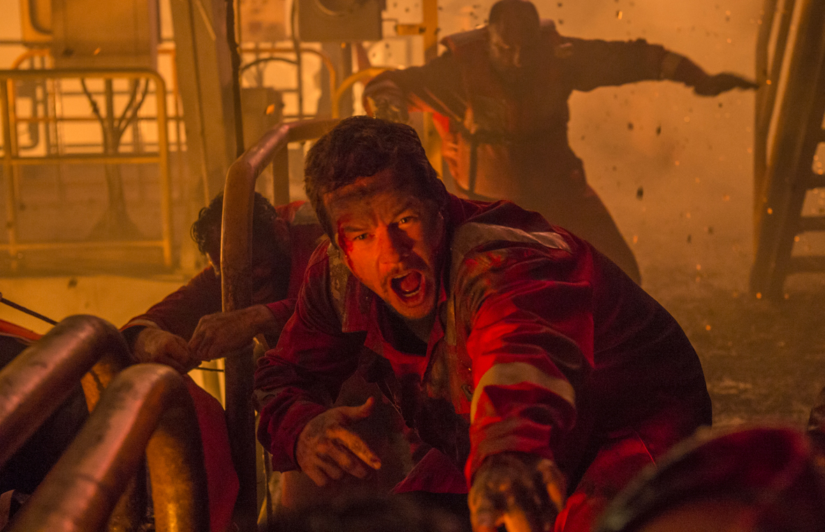 "Recenzja filmu ""Żywioł. Deepwater Horizon"" (2016), reż. Peter Berg"