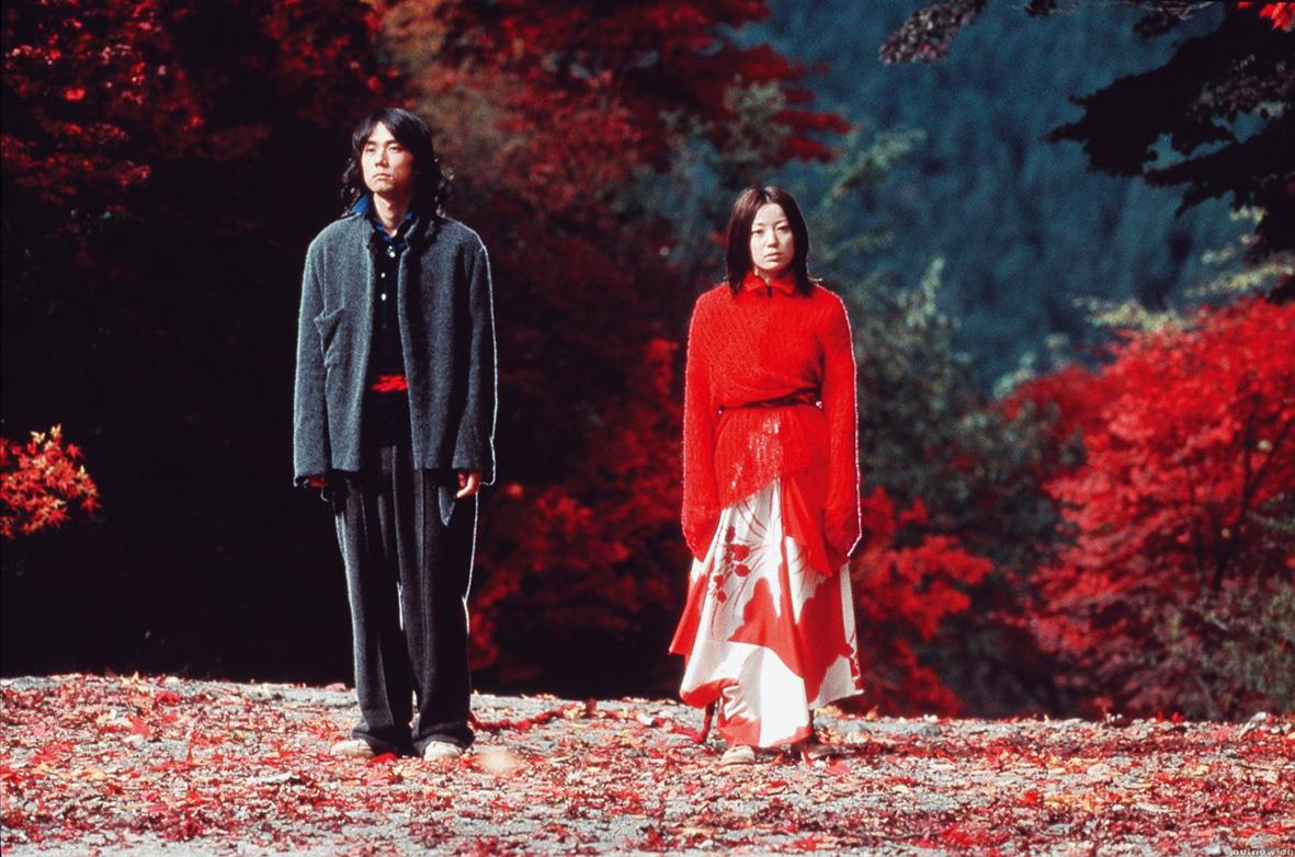 """Recenzja filmu """"Lalki"""" (2002), reż. Takeshi Kitano"""