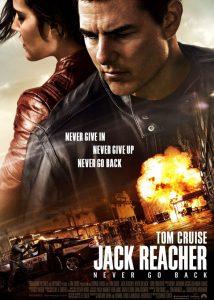 """Recenzja filmu """"Jack Reacher: Nigdy nie wracaj"""" (2016), reż. Edward Zwick"""