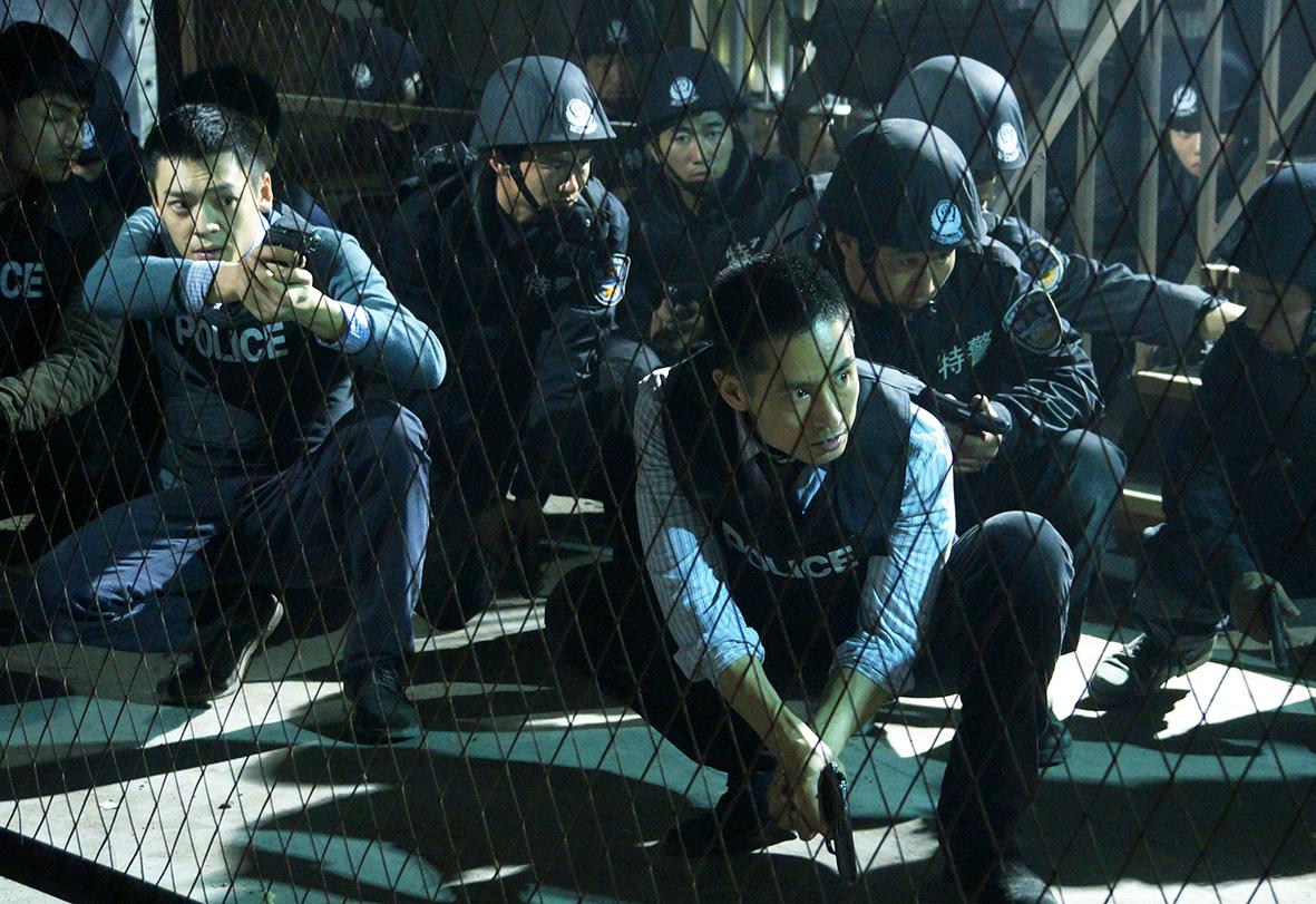 """Recenzja filmu """"Drug War"""" (2012), reż. Johnnie To"""