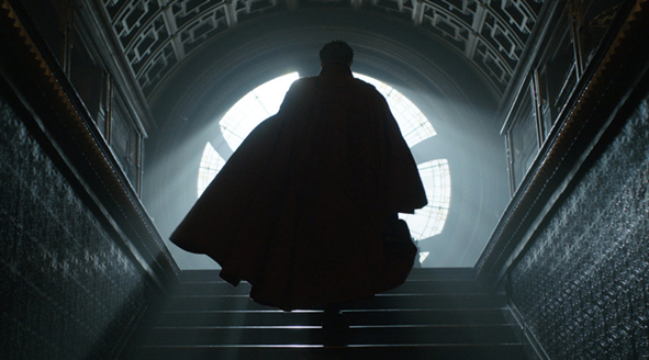 "Recenzja filmu ""Doktor Strange"" (2016), reż. Scott Derrickson"