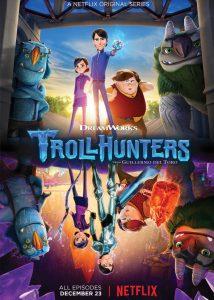 "Recenzja serialu animowanego ""Trollhunters"" (2016)"
