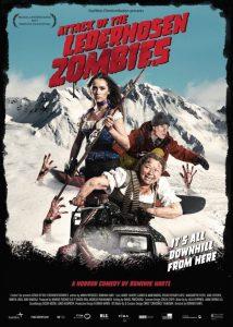 """Recenzja filmu """"Atak Tyrolskich Zombie"""" (2016), reż. Dominik Hartl"""