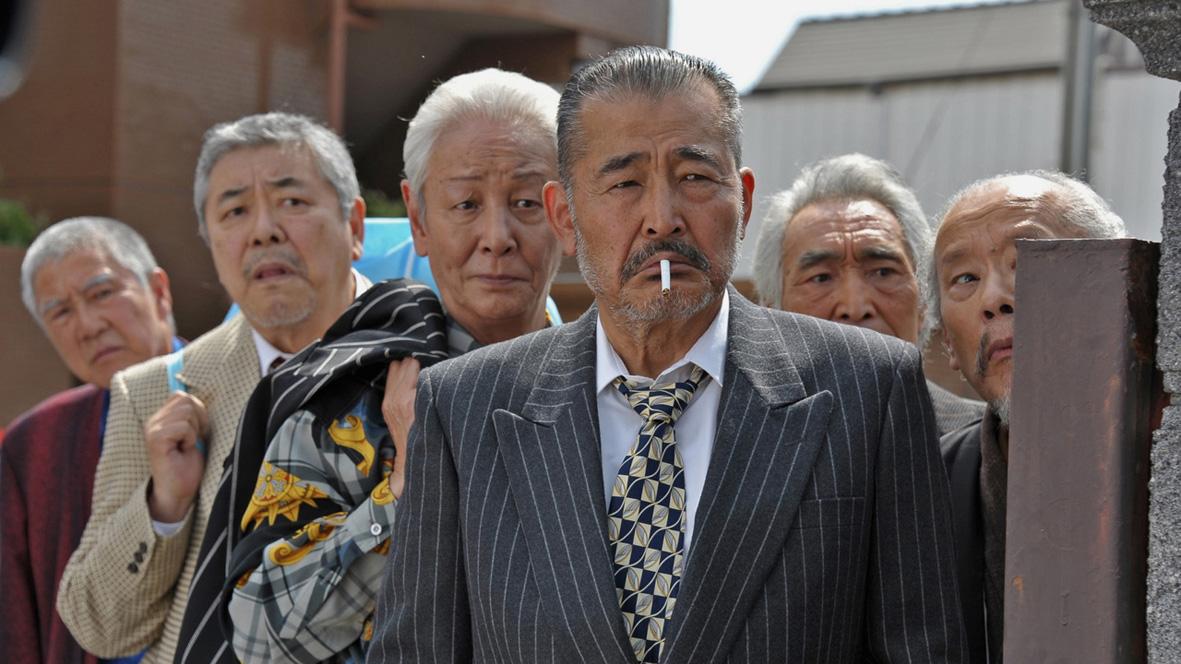 """Recenzja filmu """"Ryuzo i siedmiu najemników"""" (2015), reż. Takeshi Kitano"""