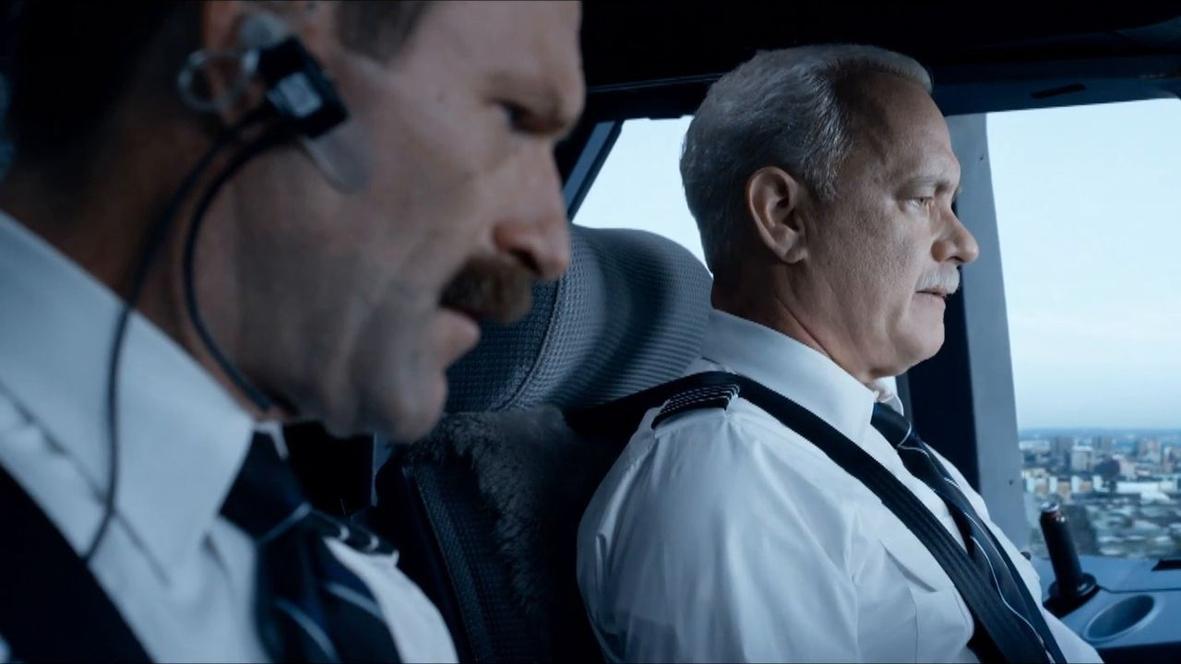 "Recenzja filmu ""Sully"" (2016), reż. Clint Eastwood"