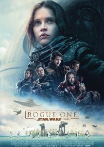 "Recenzja filmu ""Rogue One"" (2016), reż. Gareth Edwards"