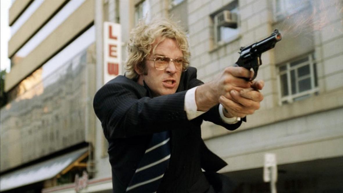 "Recenzja filmu ""Stander"" (2003), reż. Bronwen Hughes"
