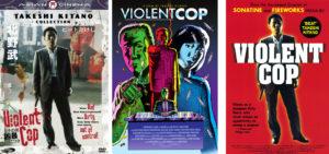 Sono otoko, kyôbô ni tsuki - Violent Cop - Brutalny glina (1989)