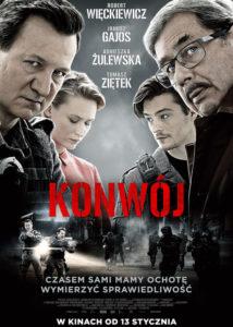 """Recenzja filmu """"Konwój"""" (2016), reż. Maciej Żak"""