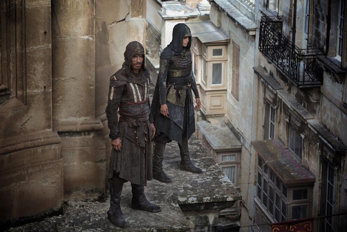 """Recenzja filmu """"Assasin's Creed"""" (2016), reż. Justin Kurzel"""