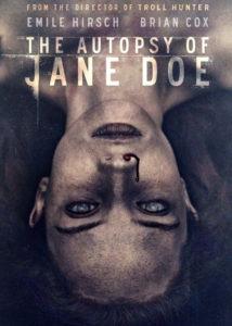 Recenzja filmu Autopsja Jane Doe (2016), reż. André Øvredal