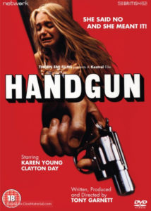 "Recenzja filmu ""Handgun"" (1984), reż. Tony Garnett"