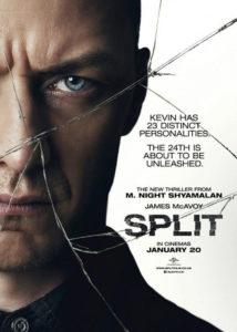 "Recenzja filmu ""Split"" (2016), reż. M. Night Shyamalan"
