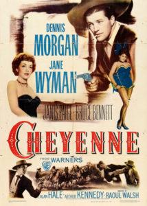Cheyenne (1947), reż. Raoul Walsh
