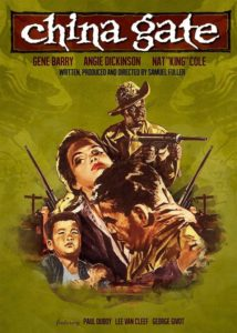 "ecenzja filmu ""China Gate"" (1957), reż. Samuel Fuller"