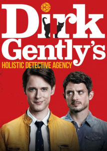 """Recenzja serialu """"Holistyczna agencja detektywistyczna Dirka Gently'ego"""""""