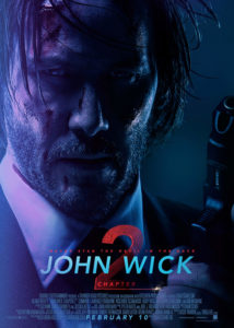 "Recenzja filmu ""John Wick 2"" (2017), reż. Chad Stahelski"