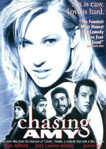W pogoni za Amy (1997), reż. Kevin Smith
