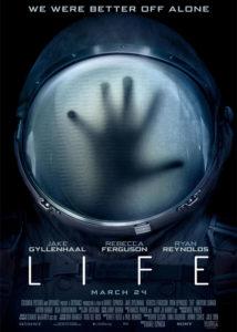 "Recenzja filmu ""Life"" (2017), reż. Daniel Espinosa"