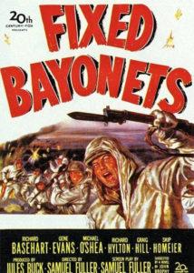 """Recenzja filmu """"Bagnet na broń"""" (1951), reż. Samuel Fuller"""