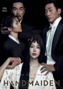 "Recenzja filmu ""Służąca"" (2016), reż. Park Chan-wook"