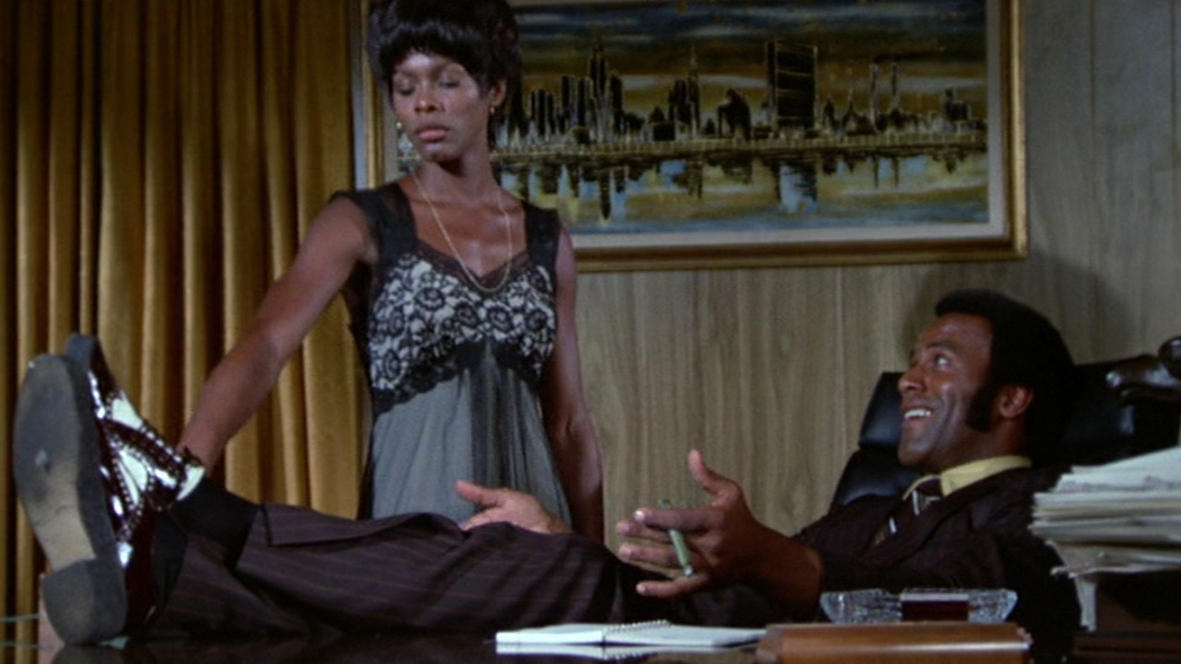 "Recenzja filmu ""Black Caesar"" (1973), reż. Larry Cohen"