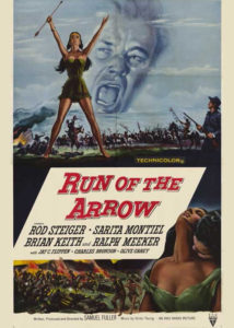 Run of the Arrow (1957), reż. Samuel Fuller