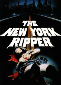 "Recenzja filmu ""The New York ripper"" (1982), reż. Lucio Fulci"