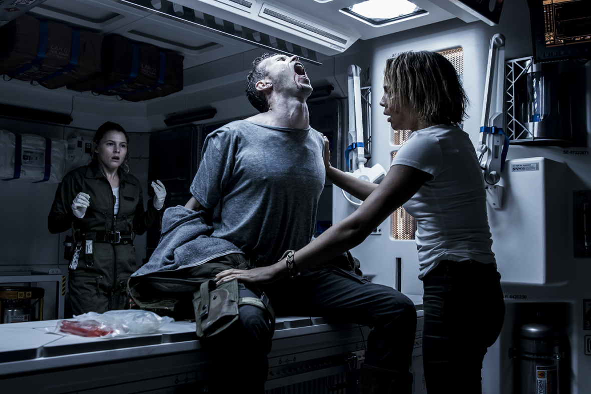 """Recenzja filmu """"Alien: Przymierze"""" (2017), reż. Ridley Scott"""