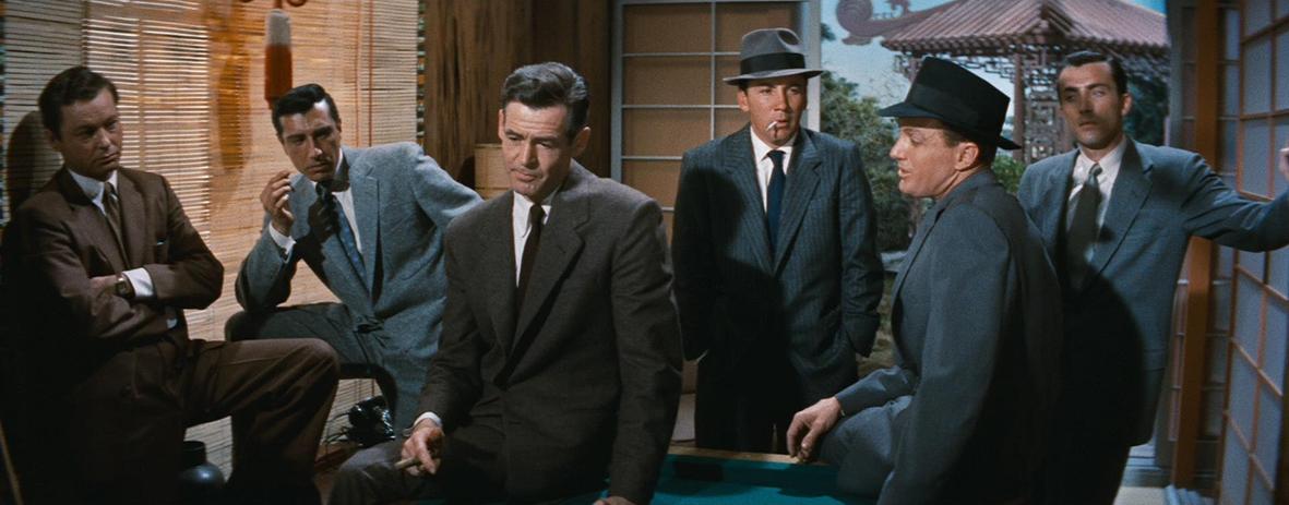 "Recenzja filmu ""House of Bamboo"" (1955), reż. Samuel Fuller"