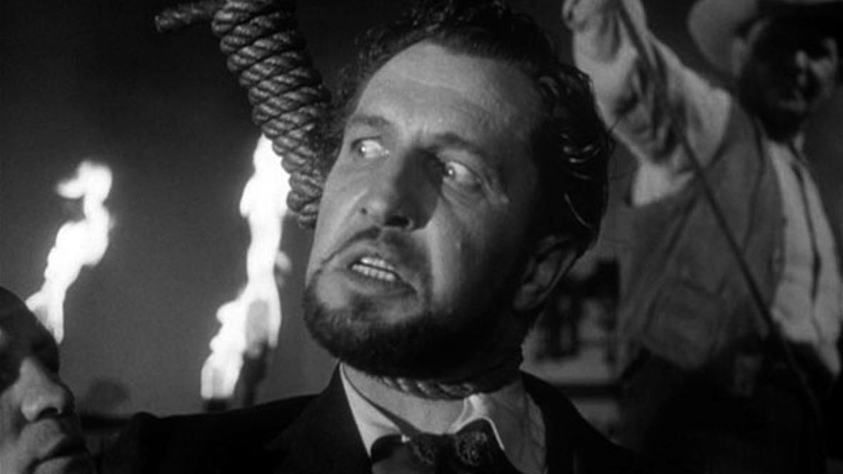 """Recenzja filmu """"The Baron of Arizona"""" (1950), reż. Samuel Fuller"""
