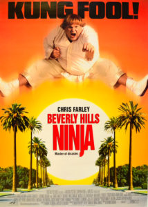 Beverly Hills Ninja / Wielki biały ninja (1997), reż. Dennis Dugan