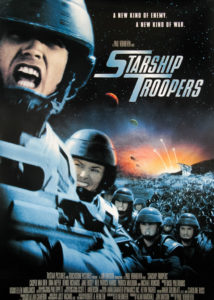 Starship troopers / Żołnierze kosmosu (1997), reż. Paul Verhoeven