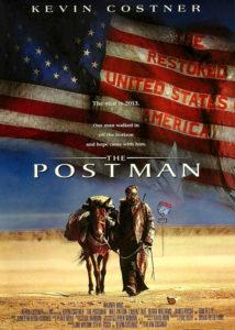 The Postman / Wysłannik przyszłości (1997), reż. Kevin Costner
