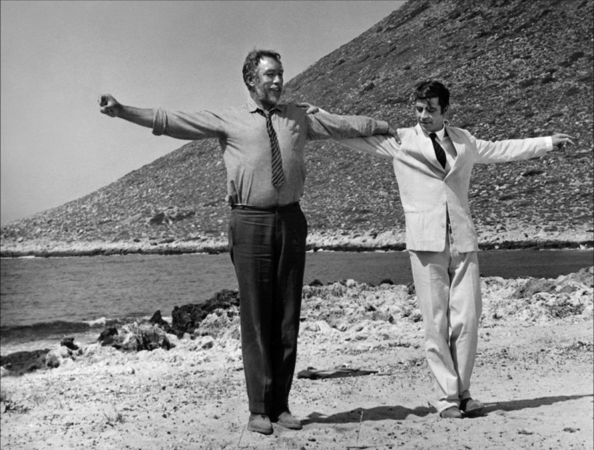 Grek Zorba (1964)